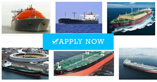 Available merchant seaman careers for tanker crew join November - December 2018