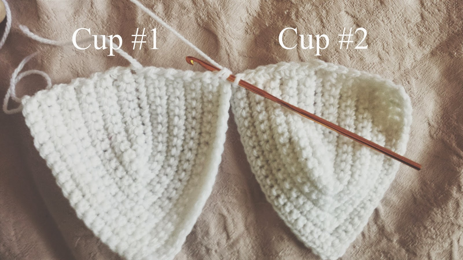 342512f6a52 From A Thread  How to Crochet a simple bralette   crop top pattern