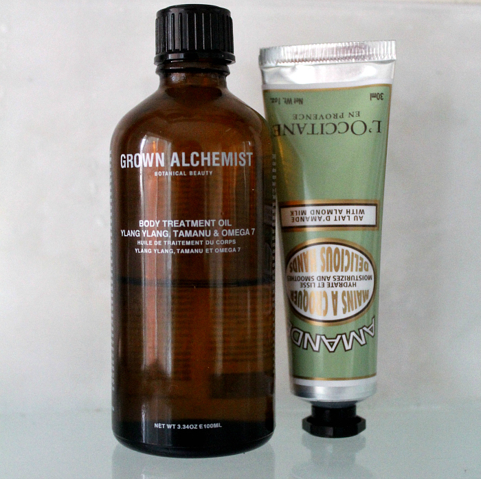 Grown Alchemist Body treatment oil review