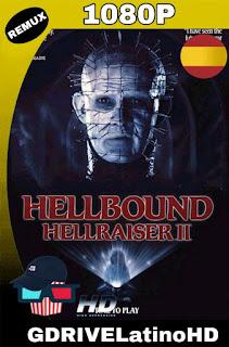 Hellraiser 2 (1988)[CAS] BDREMUX 1080P MKV