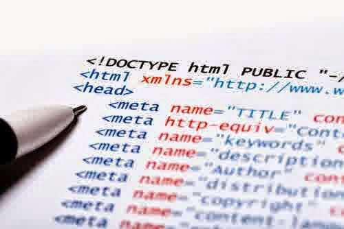 SEO Friendly Meta Tag Blogspot