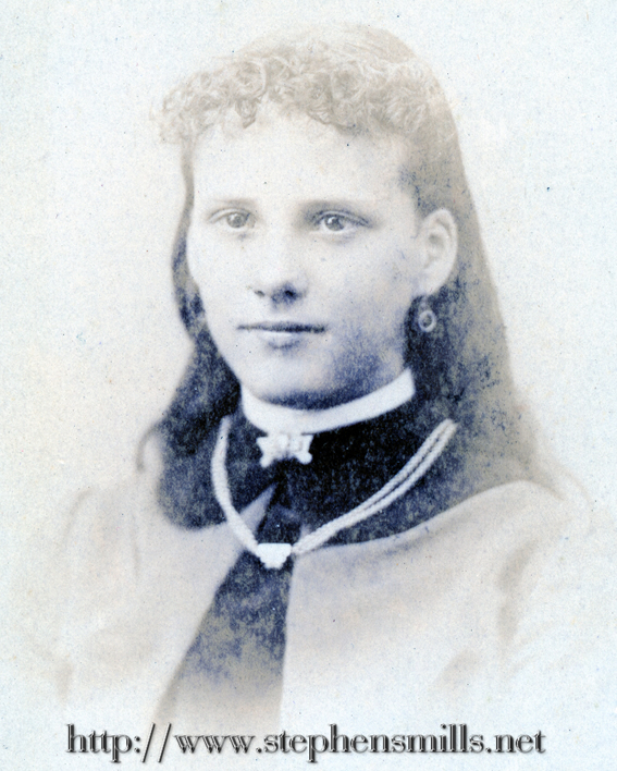 Younger photograph of lena Felt