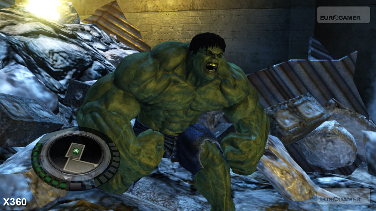 The Incredible Hulk Game For Pc Highly Compressed Free ...