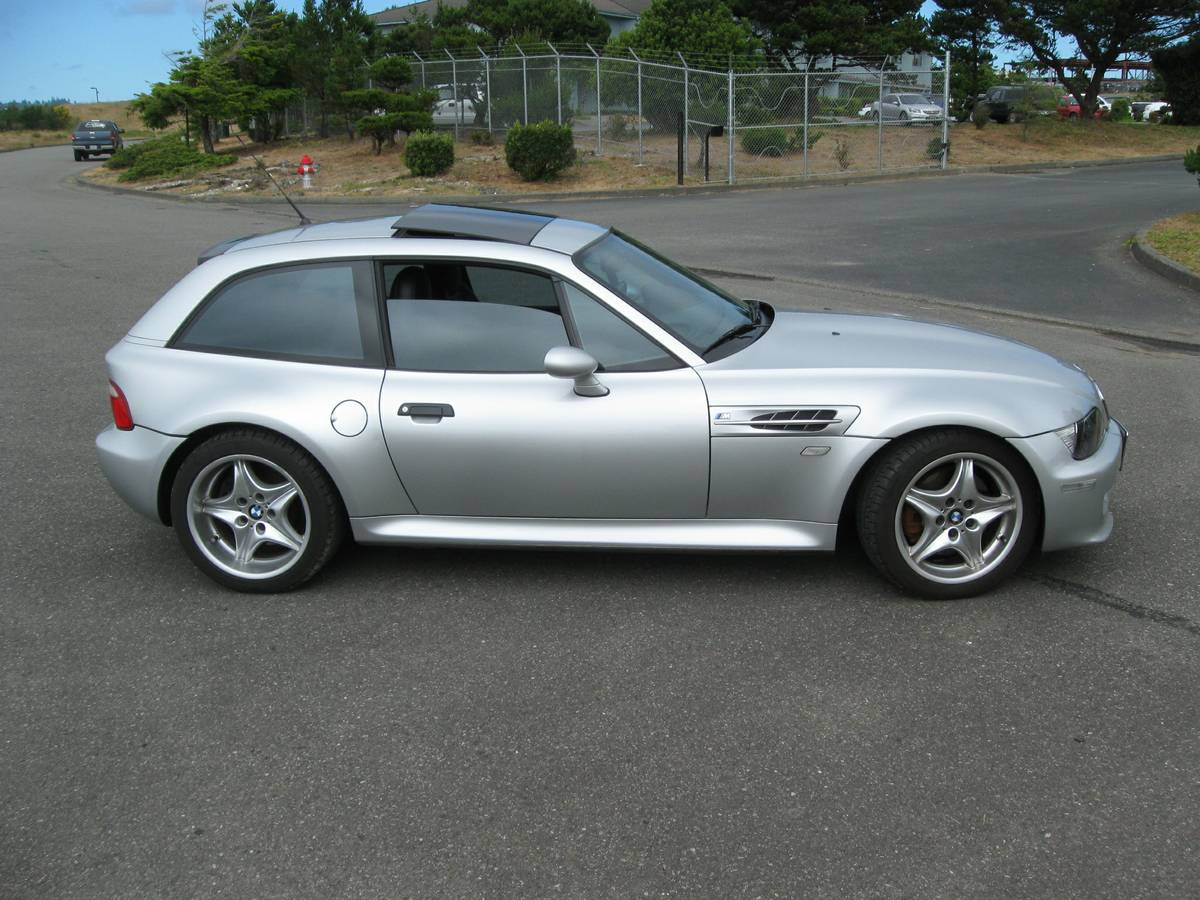 Daily Turismo Clown Shoe 2000 Bmw M Coupe