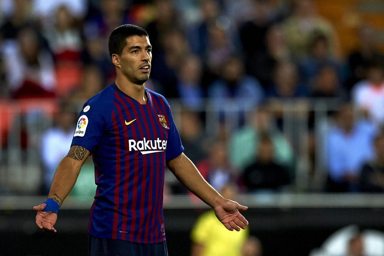Suarez Masih Kesal Barcelona Disingkirkan Liverpool