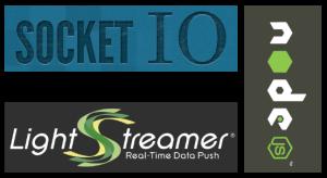 The Lightstreamer Blog: Benchmarking Socket IO vs  Lightstreamer