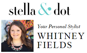 Whitney Fields, Independent Stylist for Stella & Dot