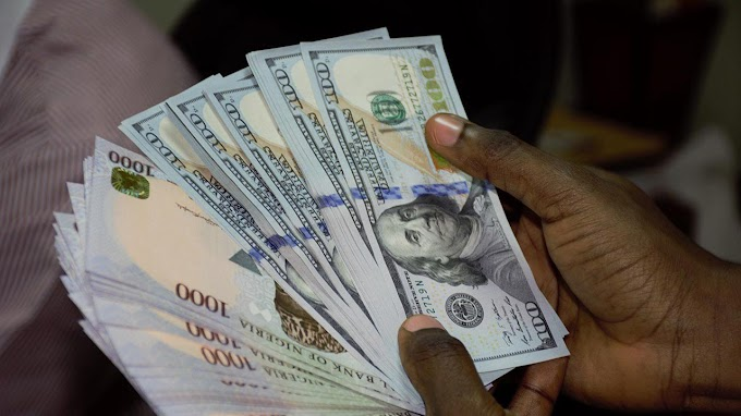 Naira Makes a Significant Change Against Dollar.... see current value
