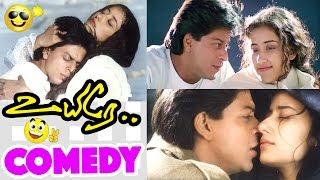 Uyire Tamil Movie Comedy Scenes   Shah Rukh Khan   Manisha Koirala   Preity Zinta