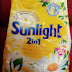 SUNLIGHT 2IN1 DETERGENT POWDER REVIEW 2016