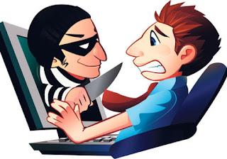 6 modus penipuan bisnis online.