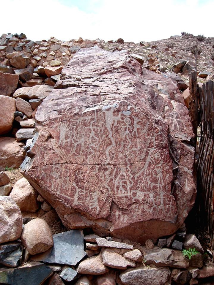 Petroglifos de Sujabaya