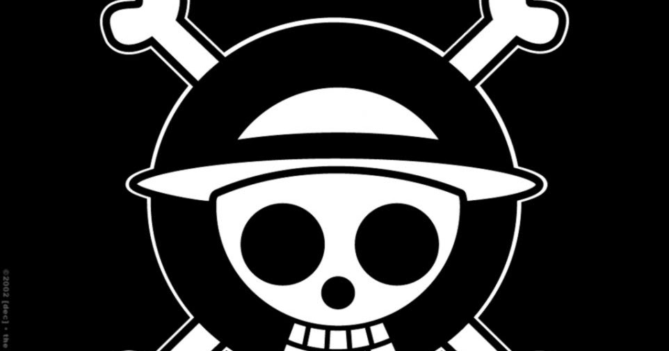 One Piece Logo Wallpaper Wallpapers Mobile