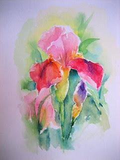 pintura-al-oleo-con-motivos-florales