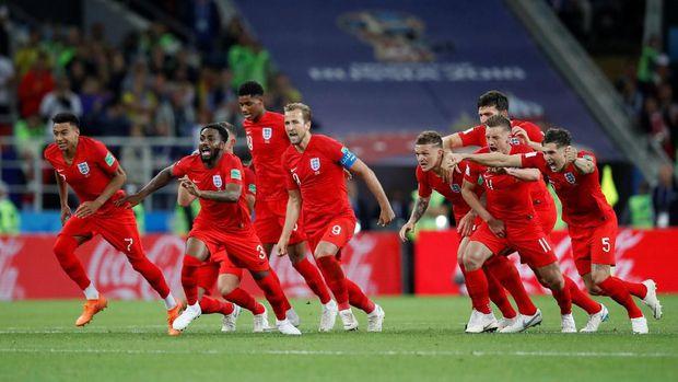 Prediksi Swedia vs Inggris di Perempat Final Piala Dunia 2018
