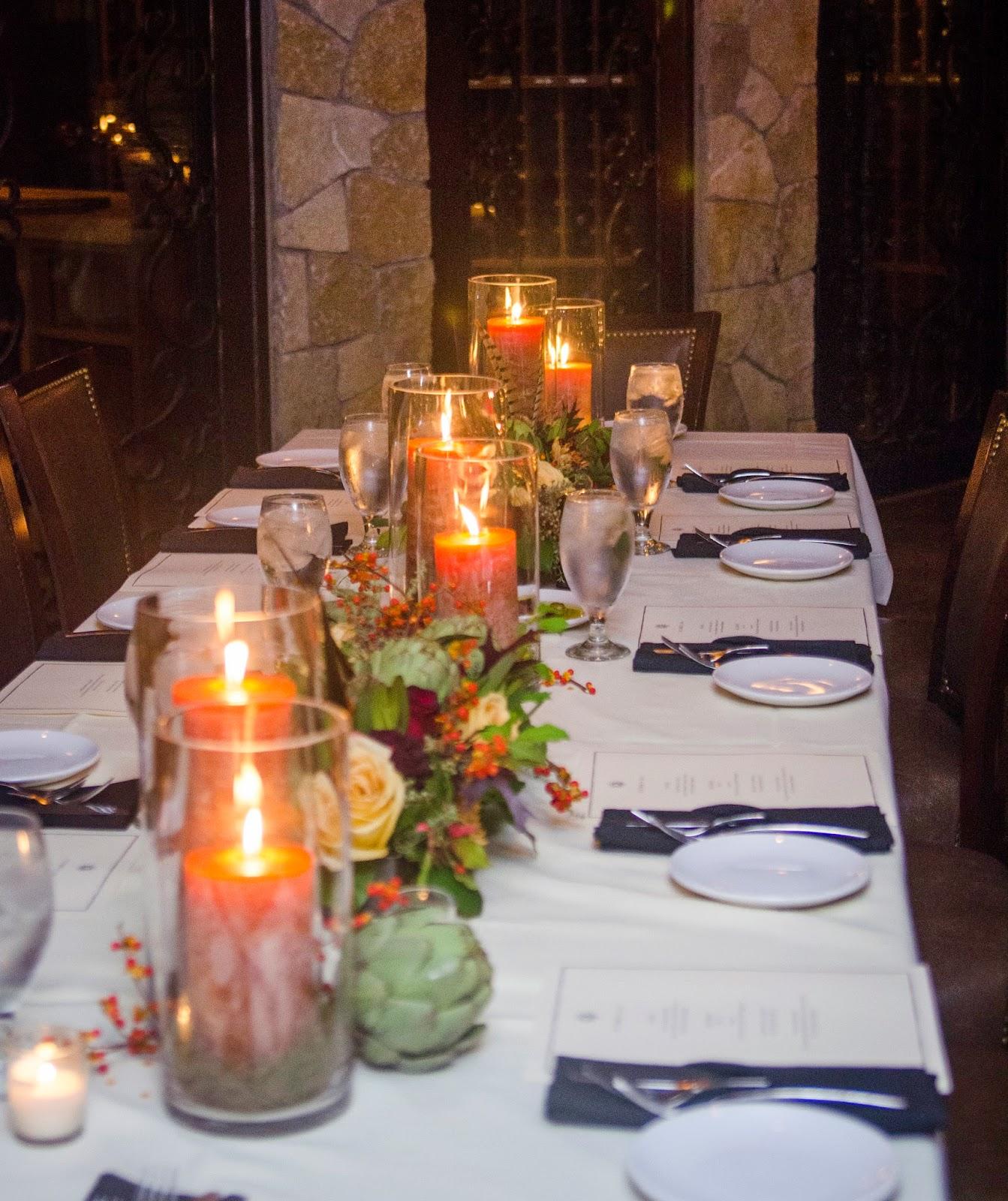Autumn Cocktail Party : Tuscan Kitchen : Harvest Gold