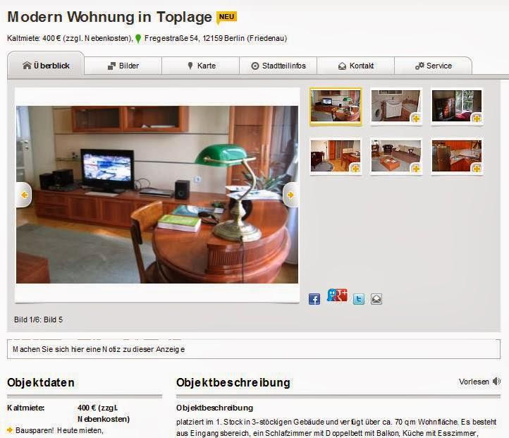 martuk modern wohnung in toplage fregestra e 54. Black Bedroom Furniture Sets. Home Design Ideas