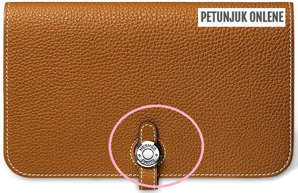 dompet hermes asli dan kw