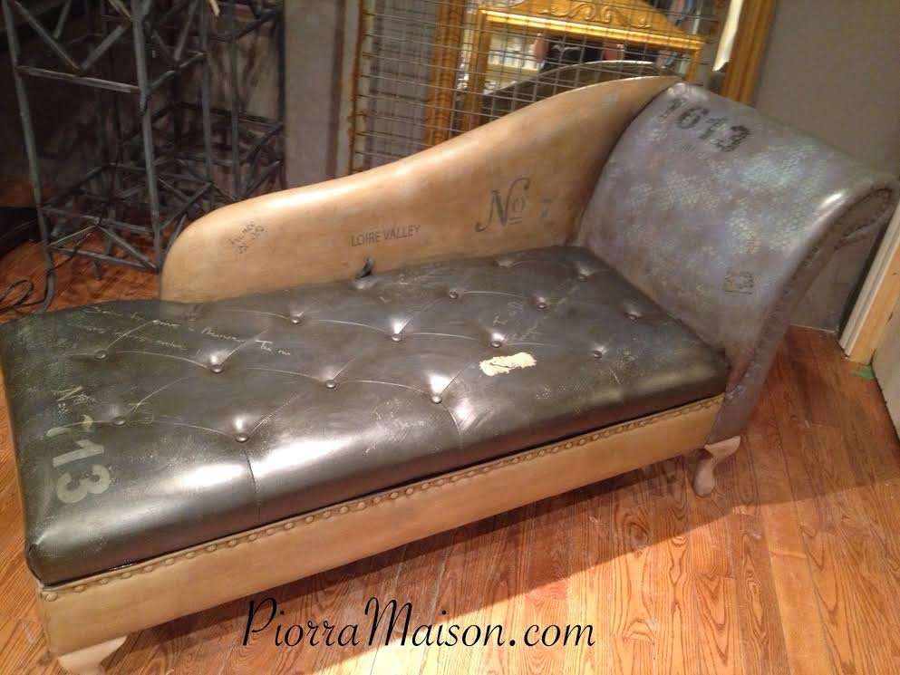 how to paint leather furniture. Piorra Maison All Things To Inspire And Desire Chalk Paint By How Leather Furniture R