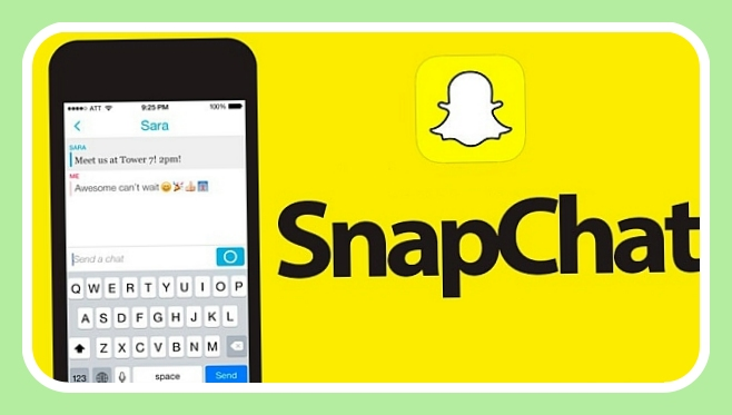 تحميل برناج سناب شات لاندرويد اصدار  2018 snapchat android