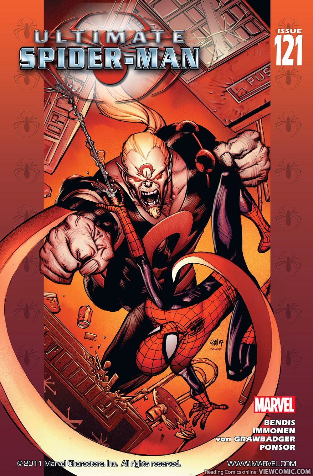 Ultimate Spider-Man 1 | Viewcomic reading comics online for