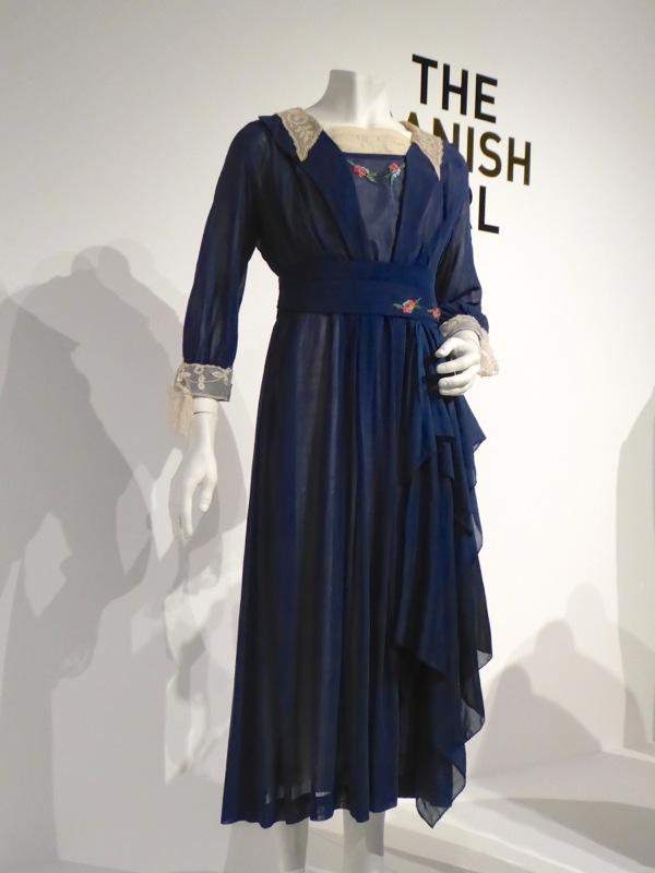 Lili Elbe Danish Girl film costume
