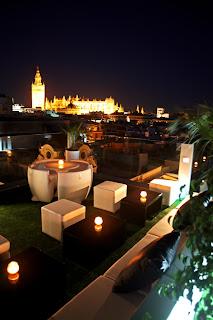 Hotel Inglaterra Sevilla Showroom De Rocio Olmedo