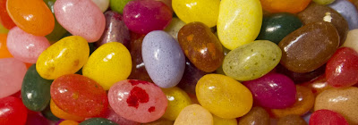 photo of more jelly beans