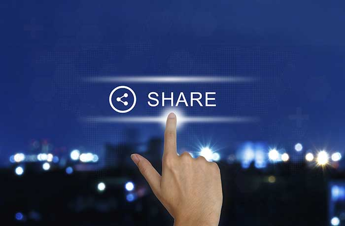 Memasang Simple Share Button Di Blog