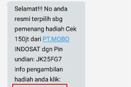 Cara Lapor SMS Penipuan Berhadiah