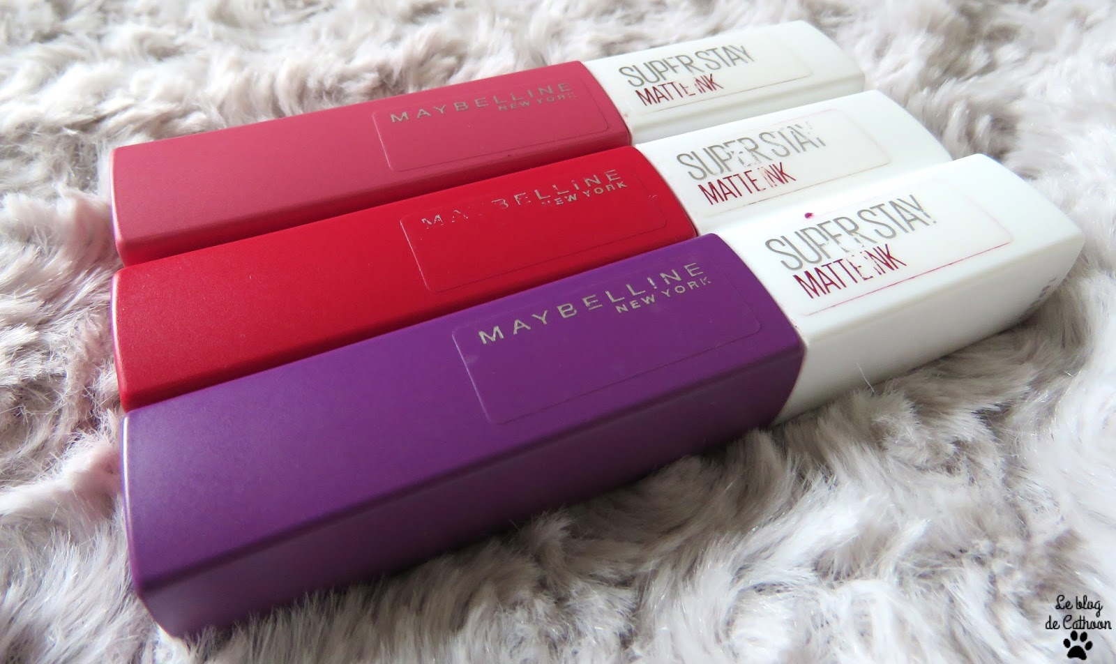 Superstay Matte Ink - Maybelline