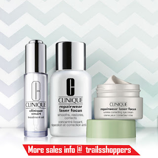 Clinique Online & Counter Exclusive Promotion 2016