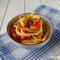 http://smakmojegodomu.blogspot.com/2017/03/spaghetti-allarrabbiata.html