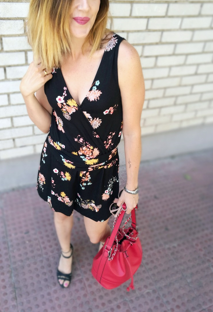 19.09.2017 #LOOK. Jumpsuit & Flowers