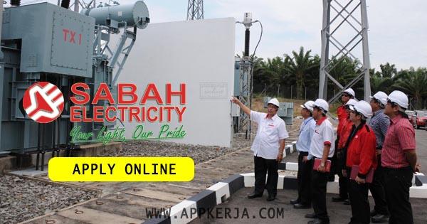 Jawatan kosong Sabah Electricity Sdn Bhd