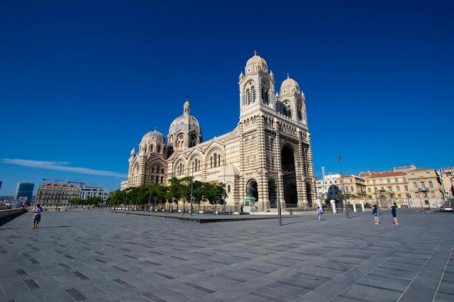 Marsiglia-Cattedrale