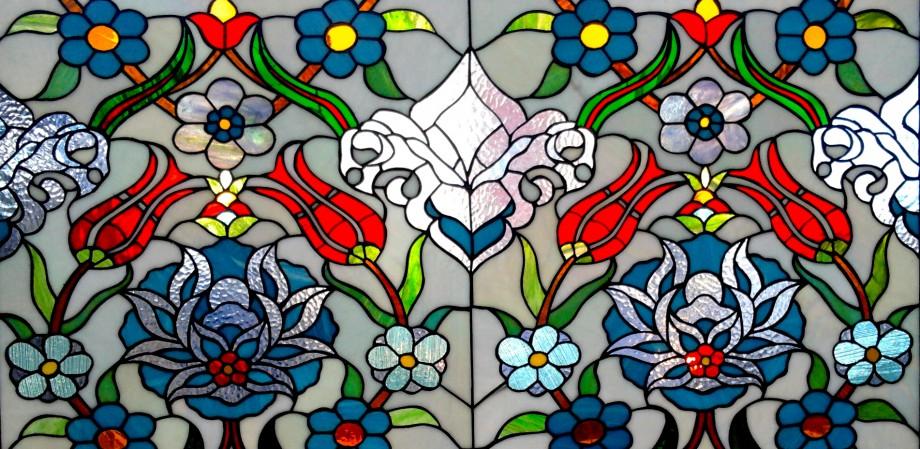 Art Vitray Design Tasarım Ve Uygulama Atölyesi Tiffany Vitray