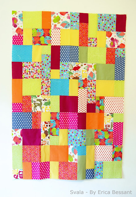 WIP – Baby Quilt I