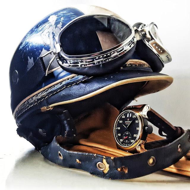 大阪 梅田 ハービスプラザ WATCH 腕時計 ウォッチ ベルト 直営 公式 CT SCUDERIA CTスクーデリア Cafe Racer カフェレーサー Triumph トライアンフ Norton ノートン フェラーリ TESTA-PIATTA テスタピアッタ CS30001