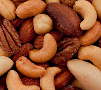 Nuts may have life-extending properties