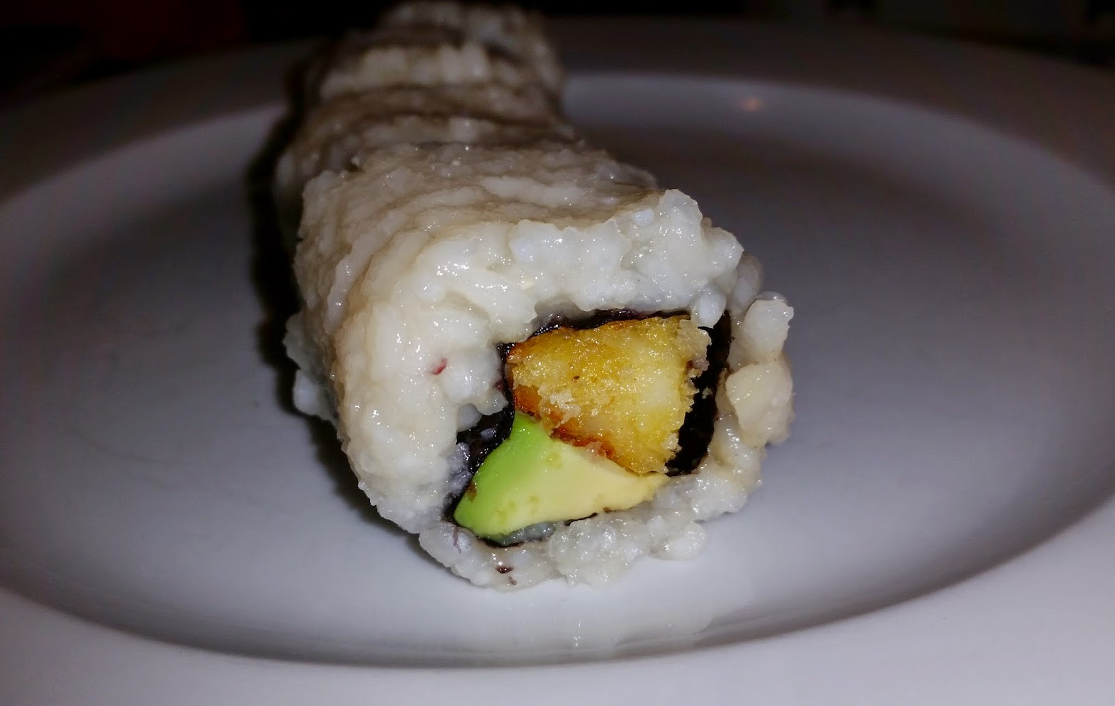 Sandy's Kitchendreams: Sushi (Inside-Out-Maki)