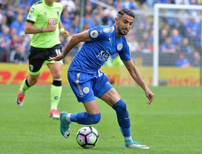 Bos Leicester Puel Bermain Di Kandang Mahrez