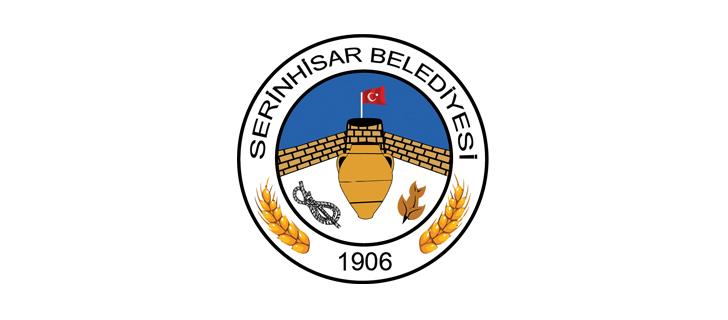 Denizli Serinhisar Belediyesi Vektörel Logosu