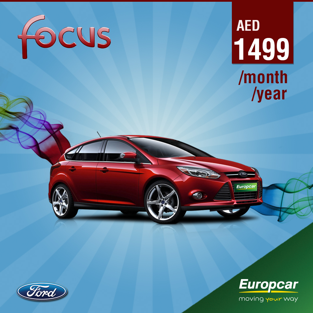 europcar abu dhabi for lowest ever rates on long term rental deals on a range of ford cars. Black Bedroom Furniture Sets. Home Design Ideas