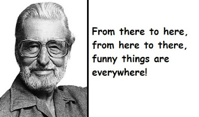 """Dr. Seuss Quotes Funny Things are"""