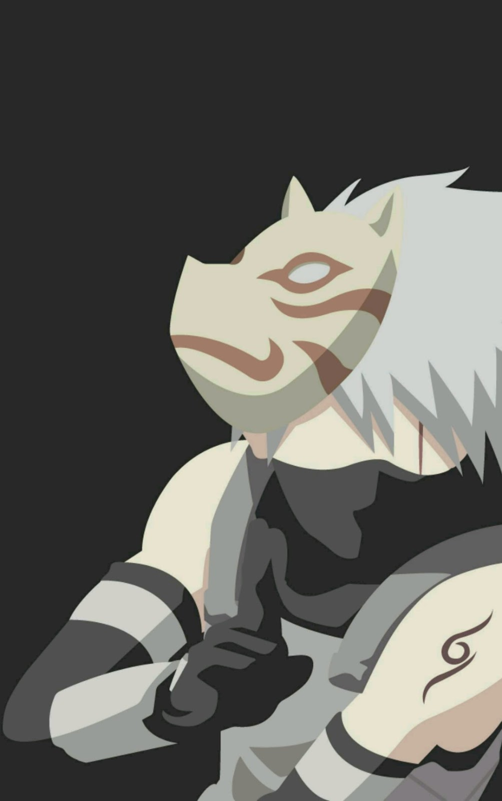6 Download Wallpaper hatake kakashi vector untuk Android dan Whatsapp