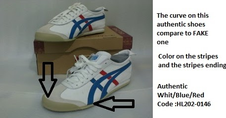bce0b6e6641 FOOT WEAR GALLERY: HOW TO SPOT FAKE ONITSUKA TIGER