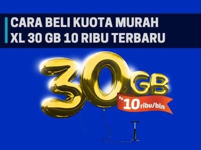 Murah 30 Gb