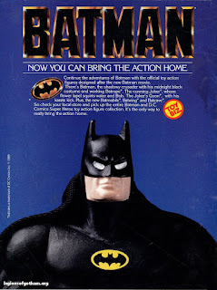 Toy Biz Batman Figures Ad