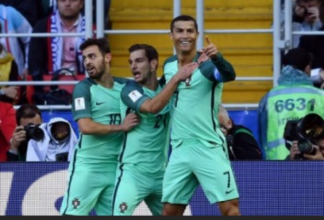 FIFA Confederation Cup: Ronaldo Leads To Portugal To First Confed Cup Win